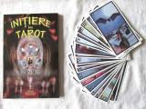 """""""INITIERE IN TAROT"""", Anita Clemmens, 2010. Carte + 22 carti tarot. Absolut noi, Alta editura"""