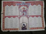 Calendar crestin ortodox 1969 Episcopia Oradea