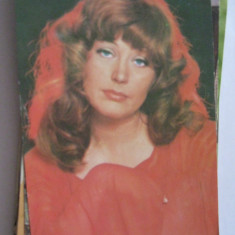 Carte postala actori/film - Alla Pugaciova