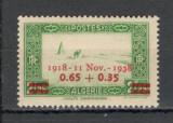 Algeria.1938 20 ani incheierea razboiului-supr.  SX.49