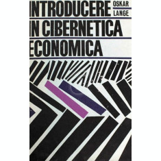 Introducere in cibernetica economica