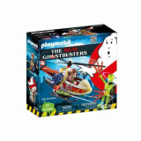 Playmobil Ghostbusters, Venkman si elicopter