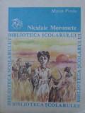 NICULAIE MOROMETE-MARIN PREDA