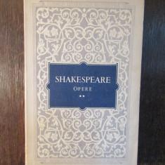 SHAKESPEARE .OPERE II( RICHARD II * NEGUTATORUL DIN VENETIA * IULIU CEZAR)