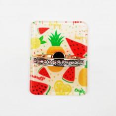 Suport tip inel pentru telefon mobil watermelon