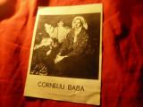 Album alb-negru- Caiet prezentare - Corneliu Baba , 7 pag
