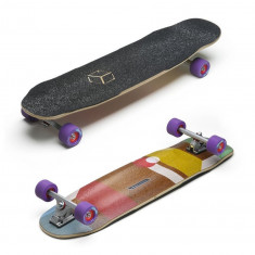 Longboard Loaded Cantellated Tesseract 36''/91cm