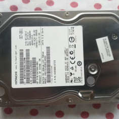 Hdd 500 GB Hitachi Sata 3 ,7200 rpm Desktop 3,5 inch.