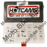 MBS Set pastile supape D.8.90mm, 1.72mm-2.60mm, KTM SX-F 250 2005 - 2017, Cod Produs: HCSHIM00VP