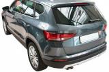 Ornament Portbagaj INOX Protectie bara Seat Ateca 2016-> AL-210819-5