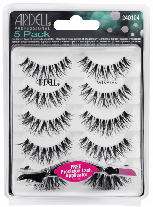 Gene False Ardell Wispies 5 pack