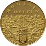 Moneda Aur 200 de ani de la nașterea lui Constantin A. Rosetti