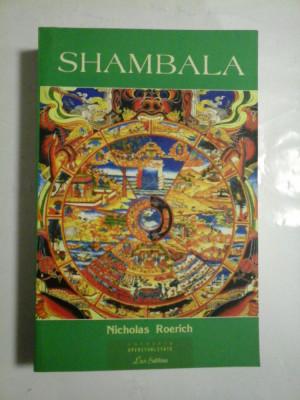 Shambala - Nicholas Roerich foto