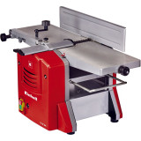 Masina de rindeluit Einhell TC-SP 204, 1500 W, 3 mm max indepartare material, latime max rindeluire 204 mm, deschiere max. grosime 120 mm