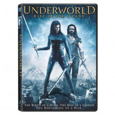 Underworld: Rise of the Lycans, DVD