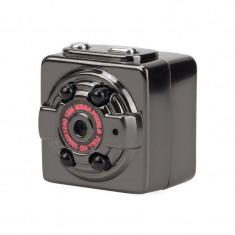 Mini camera video auto Full HD SQ8, 1080p, 12 mp, suport micro SD