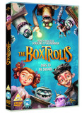 Boxtroli / The Boxtrolls - DVD Mania Film