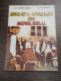 EDUCATIA ADULTILOR DIN MEDIUL RURAL - ALEXANDRU DARIE