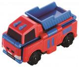 MASINUTA TRANSFORMABILA - macara & camion de gunoi