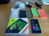 NOKIA LUMIA 630 single sim , 8gb, perfect functional, pachet extra