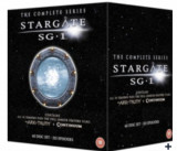 Film Serial SF Stargate SG-1 DVD BoxSet Complete Collection ( Original )