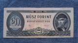 20 Forint 1980 Ungaria