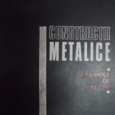 Constructii Metalice - Colectiv ,548189