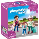 Set de Constructie La Cumparaturi - City Life, Playmobil