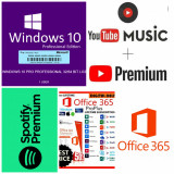 Cont Premium Netflix Youtube Spotify Microsoft Office Windows