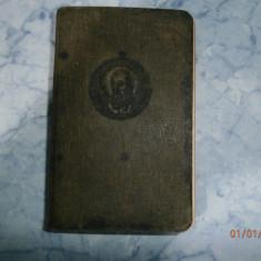 carte veche de cantari bisericesti din 30 Aprilie 1936 foarte rara
