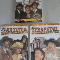 Colectia Ardelenii - Filmele Adevarul - Set 3 DVD