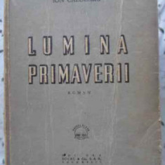 LUMINA PRIMAVERII - ION CALUGARU