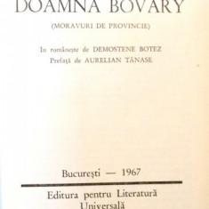DOAMNA BOVARY (MORAVURI DE PROVINCIE) , 1967