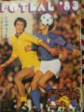 Revista fotbal - 1983