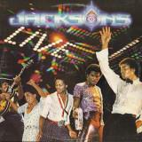 VINIL 2XLP The Jacksons – Live - (-VG)
