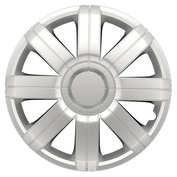 Capace roti auto Sportive 4buc - Argintiu - 13' ManiaMall Cars