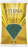 Ceara epilat traditionala elastica film tip granule VERDE clorofila ATHINA 1 kg