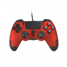 Controller Steelplay Metaltech Wired Red Ps4