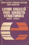 Limba engleza prin exercitii structurale. Modele verbale - Andrei Bantas