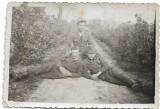 Fotografie soldati romani frontul de vest al doilea razboi mondial