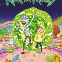 Poster gigant - Rick and Morty Portal | Pyramid International