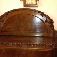 Mobila lemn masiv 100 ani