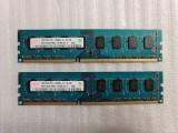 Memorie RAM desktop Hynix  2 GB, 1333 MHz, PC3 10600  - poze reale, DDR 3