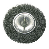 Perie sarma cu tija Proline, tip circular, 120 mm