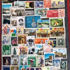 5990 - lot timbre Romania