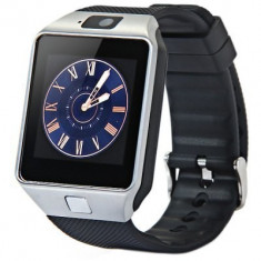 Smartwatch Bluetooth Techstar® DZ09 MTK Compatibil SIM si MicroSD cu Camera