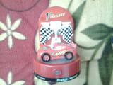 Disney Cars McQueen Lampa de veghe Veioza magica