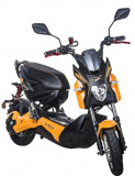 Cumpara ieftin Moped, scuter electric, necesita inmatriculare ZT-21 EEC X RIDE ORANGE