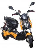 Moped, scuter electric, necesita inmatriculare ZT-21 EEC X RIDE ORANGE
