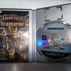 [PS2] Ratchet - Gladiator - Platinum - joc original Playstation 2